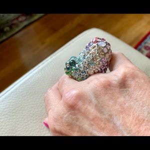 Swarovski Jewelry - SWAROVSKI Special Edition Swan Ring